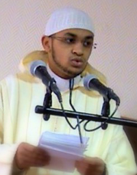 Listen and download the Quran recited by NurDin Hamza Al Maghriby - Quran mp3